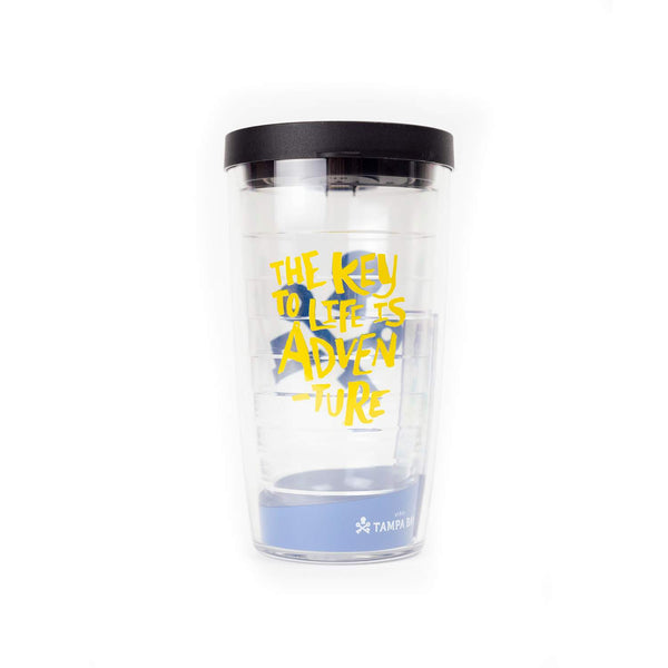 Tervis-The Key to Life is Adventure