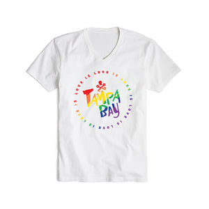 Tampa Bay Pride V-Neck