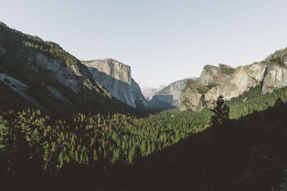 24 Hours in Yosemite
