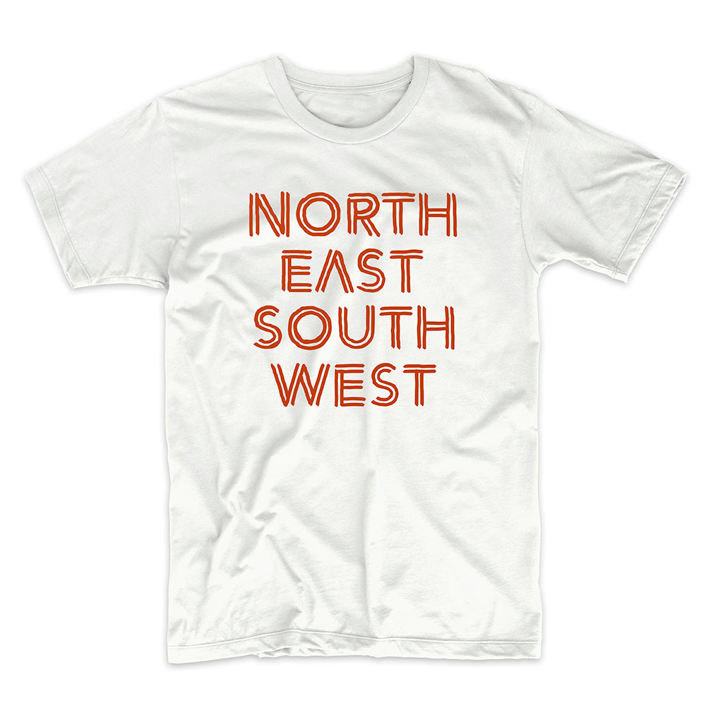 North East South West T-Shirt