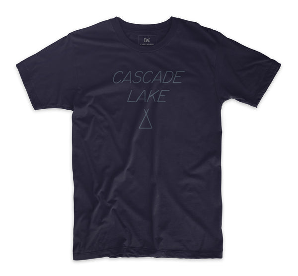 Cascade Lake Yellowstone T-Shirt