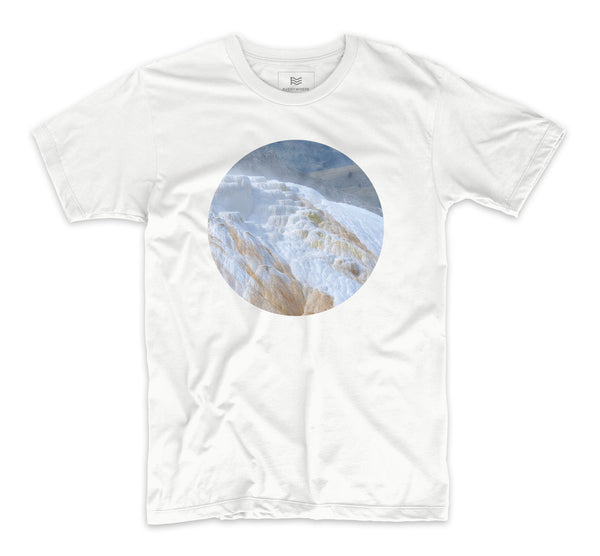 Mammoth Hot Springs Yellowstone T-Shirt