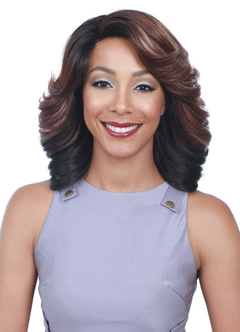 Bobbi Boss MLF131 Trudy Synthetic Lace Front Wig