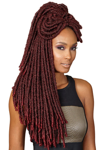 ... Dreadlocks Faux Locs Soul 12 Synthetic Braiding Hair Crochet Braid