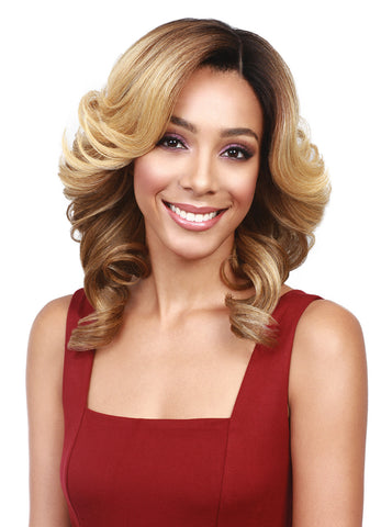 Bobbi Boss MLF190 Terra Synthetic Lace Front Wig