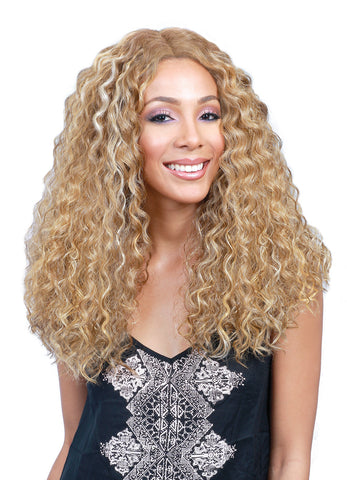 Bobbi Boss MLF 144 Rain Lace Front Wig Synthetic Wig