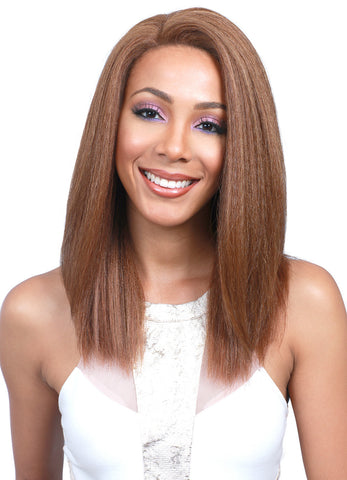 Bobbi Boss MLF 145 Thea Lace Front Wig Synthetic Wig