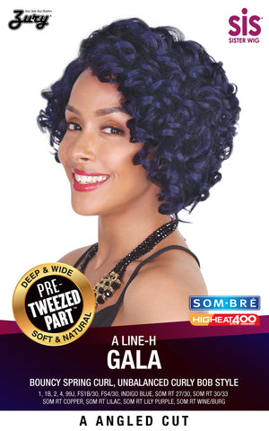 Zury SIS A Line-H Lace Gala Synthetic Wig