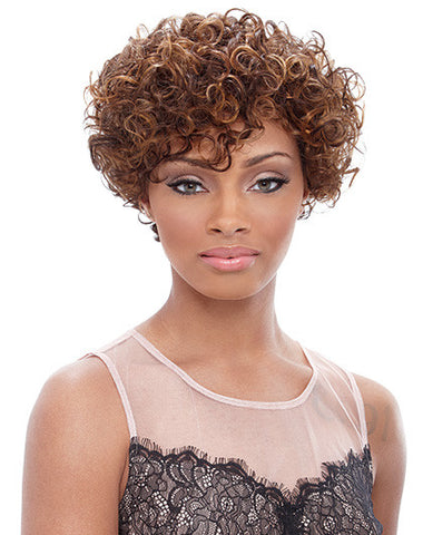 Janet Collection H/H Azalea Human Hair Wig