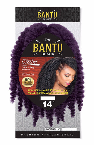 Zury Bantu Braid Synthetic Braiding Hair