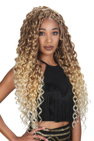 Zury Hollywood Queendom Boho-Gogo Braid