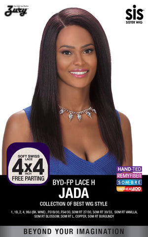 Zury BYD-FP Lace H Jada Synthetic Lace Front Wig