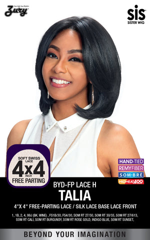 Zury BYD-FP Lace H Talia Synthetic Lace Front Wig