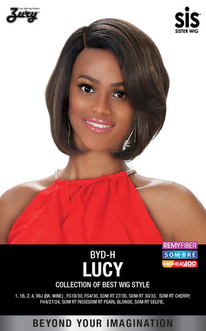Zury BYD-H Lucy Synthetic Lace Front Wig
