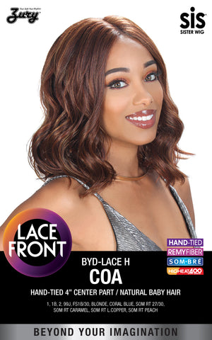 Zury BYD MP-Lace H Coa Synthetic Lace Front Wig