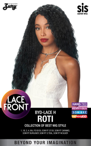 Zury BYD Lace H Roti Synthetic Lace Front Wig