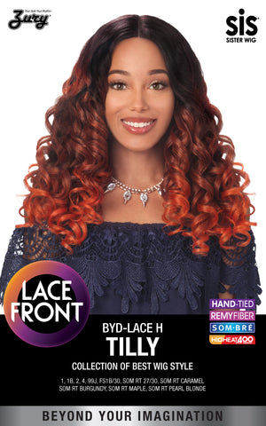 BYD-Lace H Tilly Synthetic Lace Front Wig