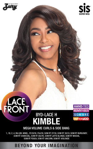 Zury BYD Lace H Kimble Synthetic Lace Front Wig