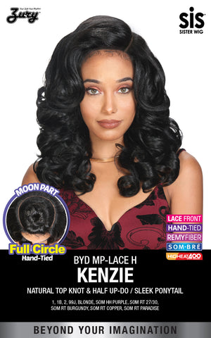 Zury BYD MP-Lace H Kenzie Synthetic Lace Front Wig