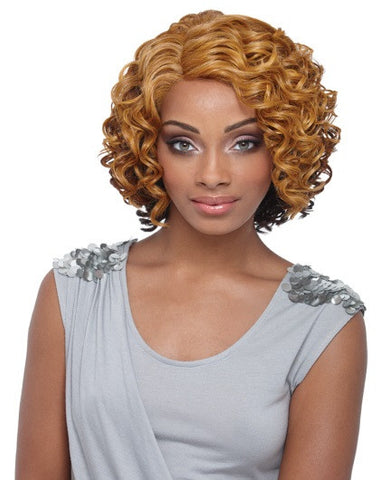 Janet Collection Rebecca Super Flow Deep Part Lace Wig