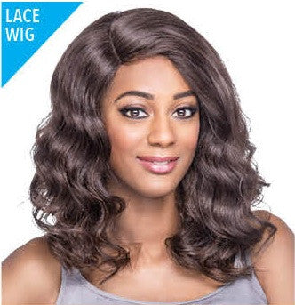 Vivica A Fox Natural Baby Swiss Lace Front - Draya
