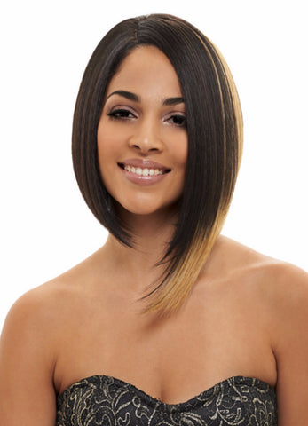 Janet Collection W-Part Hestina Lace Wig