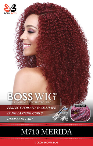 Bobbi Boss M710 Merida Synthetic Wig