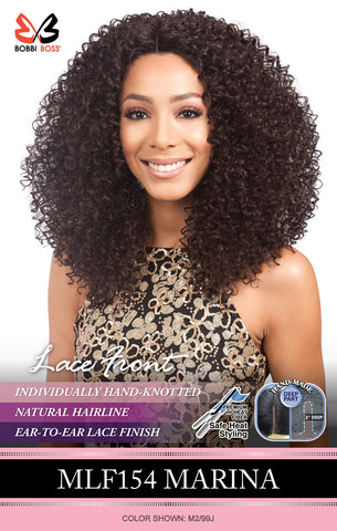 Bobbi Boss MLF 154 Marina Synthetic Lace Front Wig