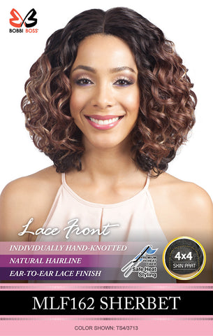 Bobbi Boss MLF 162 Sherbet Synthetic Lace Front Wig