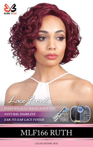 Bobbi Boss MLF 166 Ruth Synthetic Lace Front Wig