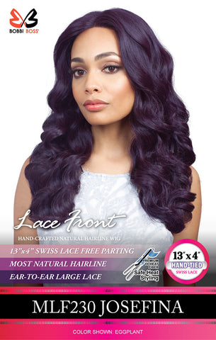 Bobbi Boss MLF 230 Josefina Synthetic Lace Front Wig