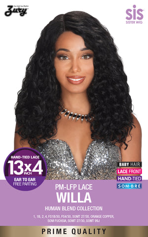 Zury PM-LFP Willa Lace Wig