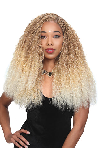 Zury Hollywood Queendom Curly Braid