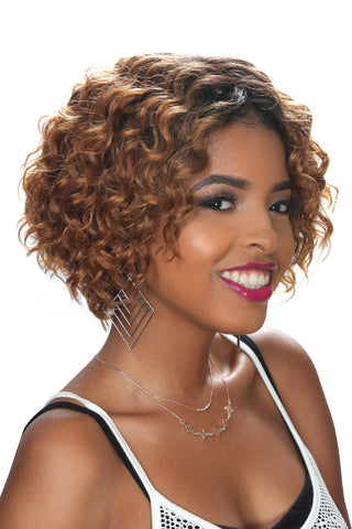 Zury Sis HR-Nat 3A Roxy Natural Remy Human Hair Wig