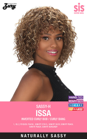 Zury Sis Sassy-H Issa Synthetic Wig