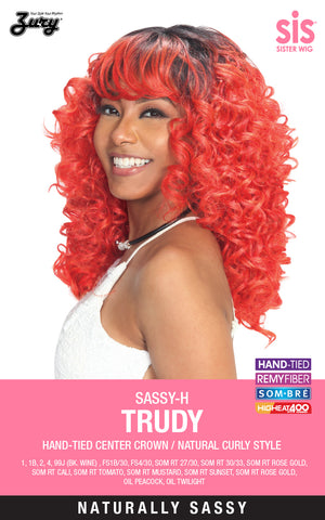 Zury Sis Sassy-H Trudy Synthetic Wig