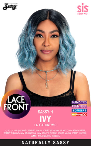 Zury Sis Sassy-Lace H Ivy Synthetic Wig