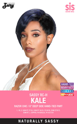 Zury Sis Sassy RC-H Kale Synthetic Wig