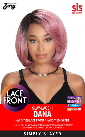 Zury Slay-Lace H Dana Synthetic Lace Front Wig