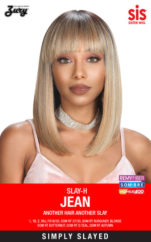 Zury Slay-Lace H Jean Synthetic Lace Front Wig