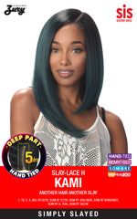 Zury Slay-Lace H Kami Synthetic Lace Front Wig
