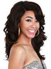 Zury Swiss Lace Ferry SW-LACE H Pre-tweezed Part Synthetic Lace Front Wig - ufuzzy - 4