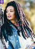 Bobbi Boss Silver & Gold Bae Locs Synthetic Braiding Hair