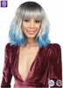 Bobbi Boss M686 Zendaya Bang Synthetic Wig