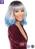 Bobbi Boss M686 Zendaya Bang Synthetic Wig - ufuzzy