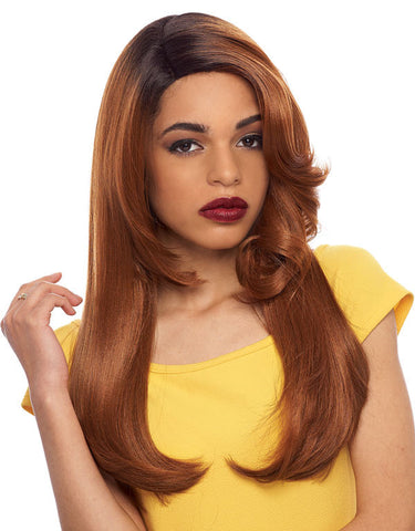 Janet Collection Diva Two Block Lace Wig
