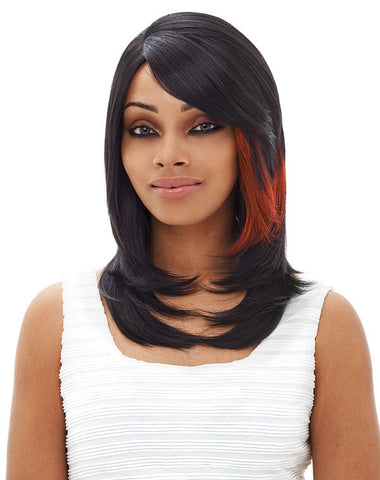 Janet Collection Melisa U-Part Synthetic Wig