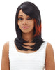 Janet Collection Melisa U-Part Synthetic Wig - ufuzzy
