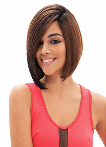 Janet Collection Wiked U-Part Synthetic Wig