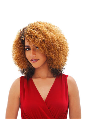 Janet Collection Agnes Brazilian Human Hair Scent Lace Wig